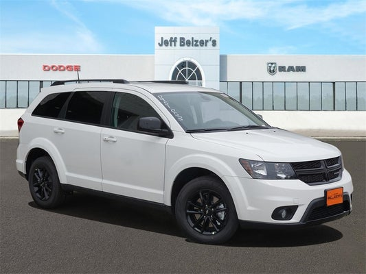 Jeff Belzer Dodge >> 2019 Dodge Journey Se